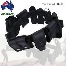 Military Security Duty Tactical Waist Belt Bag Pouch Gun Pouches Holster Utility