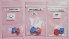 PRE OWNED A SET OF BATTERY PILLS FOR ITC HEARING AIDS PROGRAMMING SIZE 10,13,312