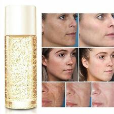 24K Gold Essence Cream Repair Collagen Liquid Anti Wrinkle Aging Face Skin Care@
