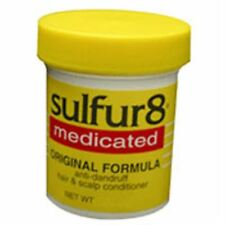 Sulfur8 Medicated Regular Formula Anti-Dandruff Hair and Scalp Conditioner 2 oz