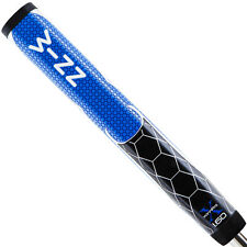 Winn Pro X 1.6 Diameter Putter Grip Blue/Black