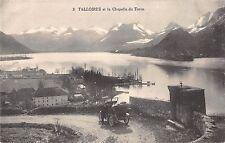 BF6058 talloires et la chapelle du toron france      France