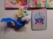 Filly Mermaids Pinke Krone / Merrow mit Karte / Neu  und unbespielt