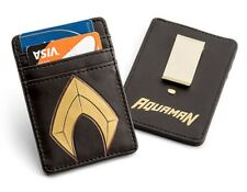KLJO-DC-JL: Aquaman Justice League Card Wallet with Money Clip