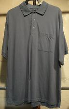 CLASSICS FALCON BAY Mens short sleeve blue shirt XL