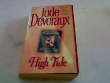 JUDE DEVERAUX: HIGH TIDE  (PB) **C46**