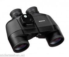 Minox Fernglas BN 7x50 C Kompass schwarz Marinefernglas mit Tasche