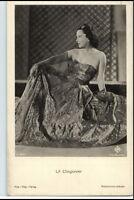LIL DAGOVER Schauspielerin ca. 1950/60 Porträt-AK Film Bühne Theater Postkarte