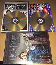 DVD - HARRY POTTER E IL CALICE DI FUOCO EDIZIONE SPECIALE - USATO PARI NUOVO
