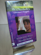 HARLEQUIN ROMANCE PRESENTS...WEDDING BELLS BY MEREDITH WEBBER-FICTION/LOVE STORY