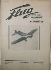 * Österreichischer Flug - Luftfahrt Zeitschrift 1 / 1933 Austro Daimler *