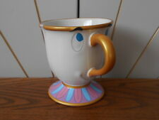 CHIP THE TEACUP beautiful character cup/mug BEAUTY AND THE BEAST Disney Store