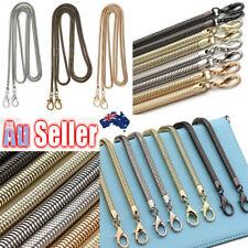 Replacement Bag Strap Snake Chain For Handbag Crossbody Shoulder Bag Purse 120cm
