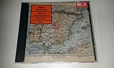 FALLA : ORCHESTRAL WORK LONDON SO : RCA CLASSICAL CD
