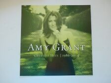 Amy Grant Greatest Hits LP Record Photo Flat 12x12 Poster