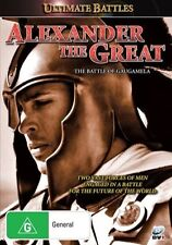 ULTIMATE BATTLES - Alexander the Great DVD NEW