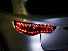 Infiniti FX35 FX37 FX50 QX70 LED tail lights 2008 2009 2010 2011 2012-2016 2ps