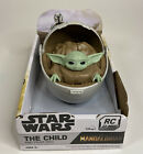 Disney Star Wars: The Mandalorian - Baby Yoda in Pram