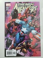 THE NEW AVENGERS #12 (2005) MARVEL COMICS DAVID FINCH! 2ND APPEARANCE OF RONIN!