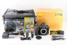 【TOP MINT Count 14406】Nikon D700 12.1MP +Camera accessory set 8GB CF Bag etc JP