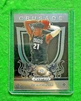 RUI HACHIMURA ROOKIE CRUSADE CARD WIZARDS RC 2019 PANINI PRIZM DRAFT PICKS RC