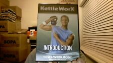 Kettle WorX - Introduction - The Six Week Body Transformation (Fitness Dvd)