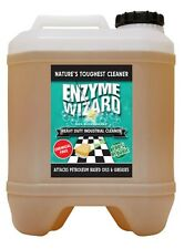 Enzyme Wizard Heavy Duty Floor Cleaner Degreaser 10lt Cube