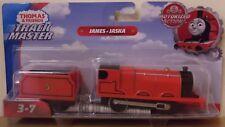 Trackmaster Revolution ~ James Engine ~ Thomas & Friends Motorised Railway