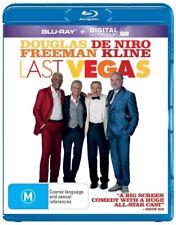 Last Vegas (Blu-ray, 2014) Douglas, DeNiro, Freeman, Kline