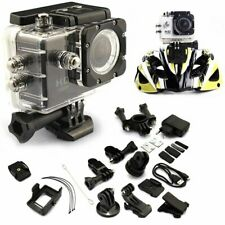 SJ4000 Motor Bike Motor Cycle Action Helmet Sports Camera DV Cam HD 1080P HT