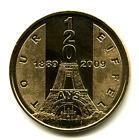 75007 Tour Eiffel 5, 120 ans, 2009, Monnaie de Paris