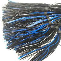 10pc NEW standard silicone Skirt For SpinnerBait jig Skirt Fishing skirts SF083