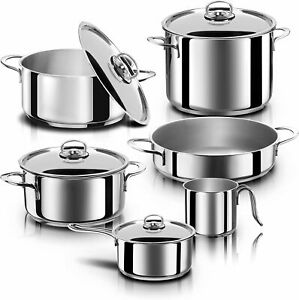 Bialetti Divina – Assorted Saucepans Kits NEW IN BOX FREE NEXT DAY DELIVERY BNIB