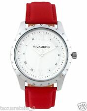 Invaders (INV-CLRS-RED) Watch for Men/Boys