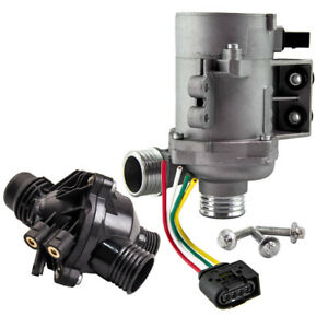New Electric Water Pump+Thermostat For BMW E90 130i 323i 325i 330i 3 Series