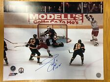 Adam Graves SIGNED / AUTOGRAPHED 1994 Rangers Game 7 Goal 16x20 Photo with COA