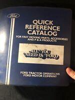Ford Service Manual Tractors 8670,8770,8870,8970 *181