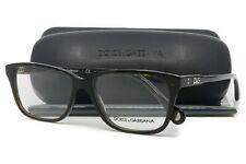 Dolce & Gabbana Women's Tortoise Brown Glasses and case DG 1238 502 54mm