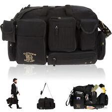 Tasche ELEPHANT CANVAS XL 50 L Reisetasche Sporttasche Canvastasche 3525 SCHWARZ
