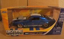 Shelby GT-500 1967 blue 1:24 Jada Toys 92016BL