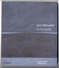 JON SCHUELER: TO THE NORTH American Painter, Abstract Nature Painting, Scotland