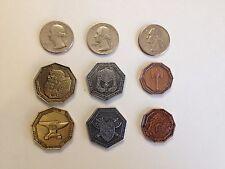 Fantasy Dwarven - Dwarf Coin - Set- LARP, Game, Role Playing, RPG