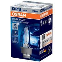 Osram D2S Cool Blue Intense XENARC 6000K HID Xenon Gas Upgrade Bulb 35W 66240CBI