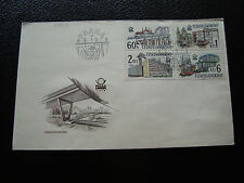 TCHECOSLOVAQUIE - enveloppe 8/9/1978 (cy35) czech