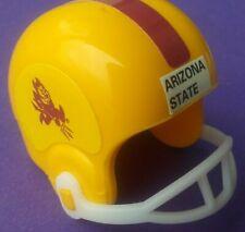 1990 NCAA Vintage Arizona State SUN DEVILS mini gumball football helmet college