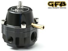 GFB FX-R Race Adjustable Fuel Pressure Regulator Petrol Ethanol Diesel Methanol