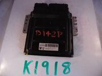 04 05 NISSAN MAXIMA 3.5L COMPUTER BRAIN ENGINE CONTROL ECU ECM EBX MODULE K1918