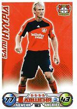 183 Sami Hyypiä - Bayer Leverkusen - TOPPS Match Attax 2009/2010