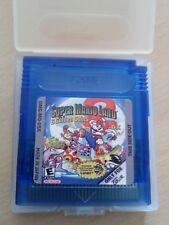 Super Mario Land 2 DX Rom Hack Game Boy FULL COLOUR now luigi playable