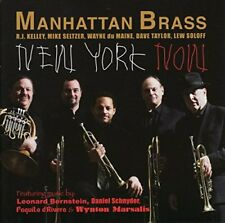 Manhattan Brass - New York Now [CD]